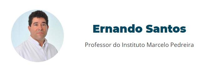 Professor Ernando Santos