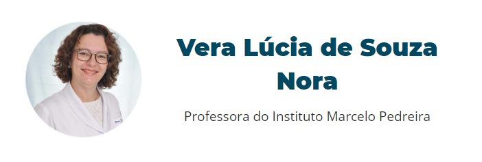 Professora Vera Lúcia de Souza Nora