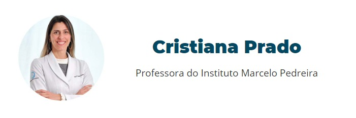 Professora Cristina Prado