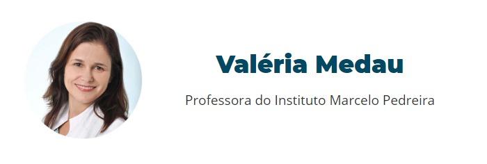 Professora Valéria Medau